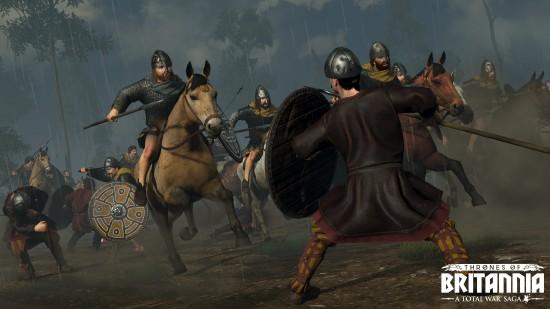 游《全面战争传奇不列颠的王座》推荐配置要求说明