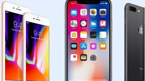 苹果8和苹果X有什么区别呢?